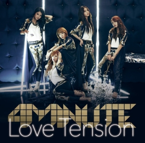 [Descarga] 7 Sencillo Japonés Love Tension - 4minute